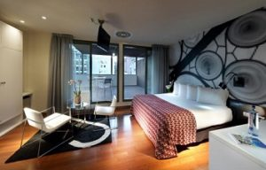 luxury hotel Eurostars Bcn Design