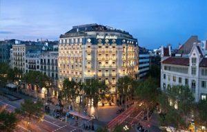Hotel Majestic Barcelona 5 star