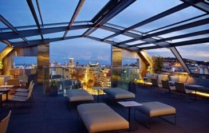 rooftop hotel Royal Passeig de Gracia